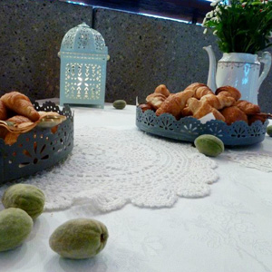 Petit déjeuner pour le théâtre des 13 vents (2013).