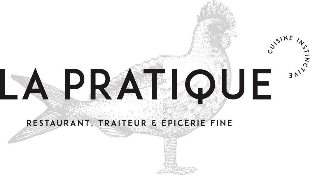 logo restaurant la pratique montpellier